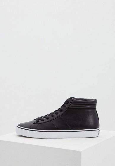 Купить Кеды Polo Ralph Lauren - цвет: черный, Китай, PO006AMASYM6