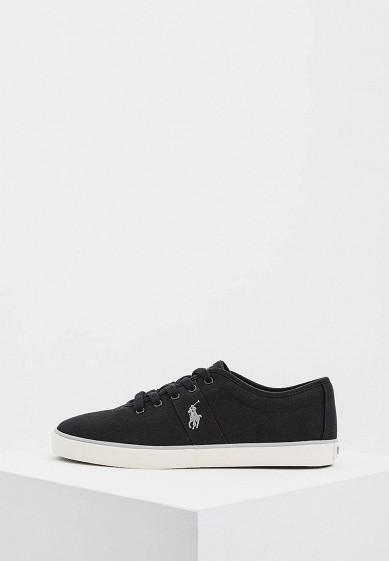 Купить Кеды Polo Ralph Lauren - цвет: черный, Китай, PO006AMASYN1