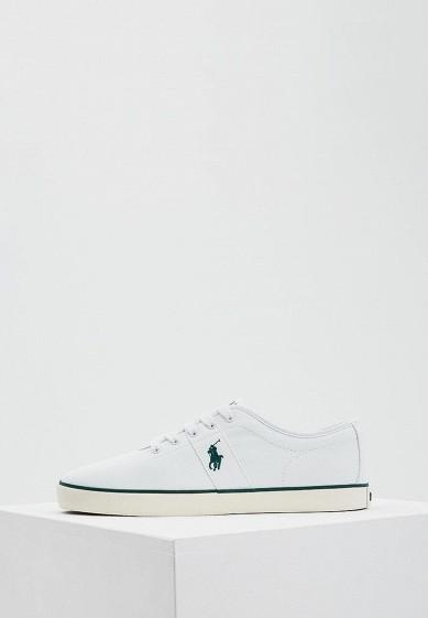 Купить Кеды Polo Ralph Lauren - цвет: белый, Китай, PO006AMASYN2