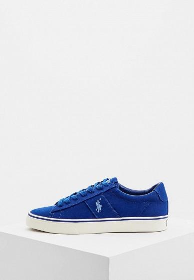 Купить Кеды Polo Ralph Lauren - цвет: синий, Китай, PO006AMBWZB4