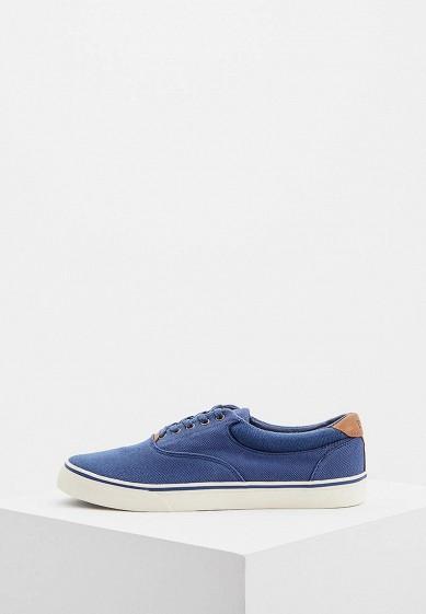 Купить Кеды Polo Ralph Lauren - цвет: синий, Китай, PO006AMBWZB6