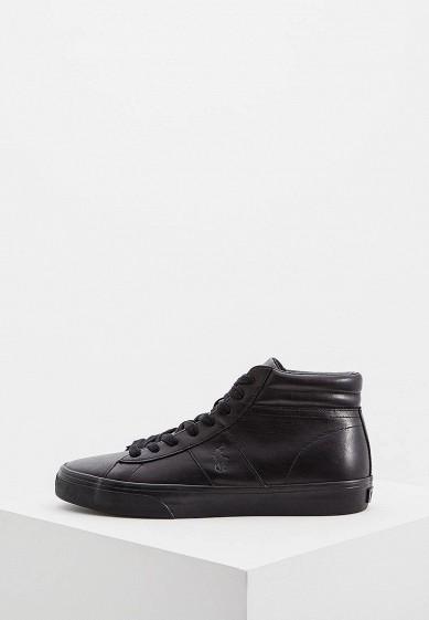 Купить Кеды Polo Ralph Lauren - цвет: черный, Китай, PO006AMBXEC2