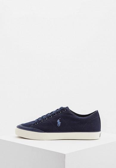Купить Кеды Polo Ralph Lauren - цвет: синий, Китай, PO006AMBXEC4