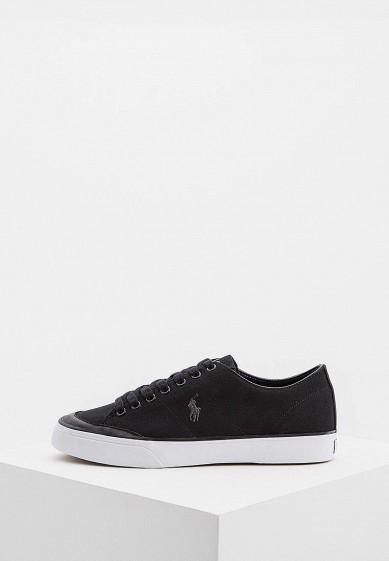Купить Кеды Polo Ralph Lauren - цвет: черный, Китай, PO006AMBXEC5