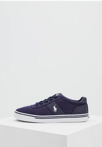 Купить Кеды Polo Ralph Lauren - цвет: синий, Китай, PO006AMWET28