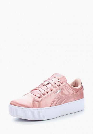Купить Кеды PUMA - цвет: розовый, Вьетнам, PU053AWAMXK5