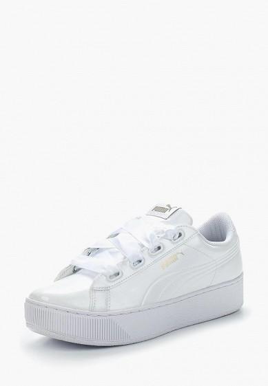 Купить Кеды PUMA - цвет: белый, Вьетнам, PU053AWAMXP5