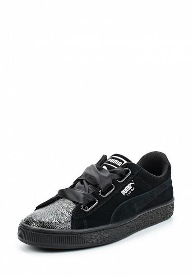 Купить Кеды PUMA - цвет: черный, Индонезия, PU053AWAMXQ0