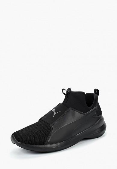 Купить Кроссовки PUMA - цвет: черный, Вьетнам, PU053AWCJOX2