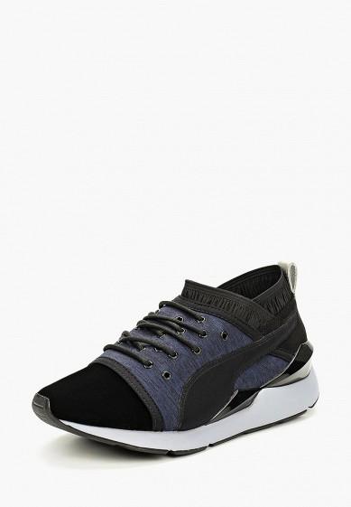 Купить Кроссовки PUMA - цвет: черный, Вьетнам, PU053AWUTQ22