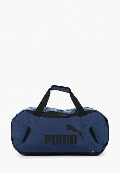 Купить Сумка спортивная PUMA - цвет: синий, Китай, PU053BMAMRF8