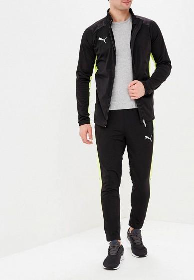 Купить Костюм спортивный PUMA - цвет: черный, Вьетнам, PU053EMAMTX7