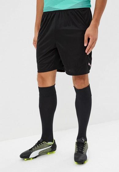 Купить Шорты спортивные PUMA - цвет: черный, Камбоджа, PU053EMCJJO9