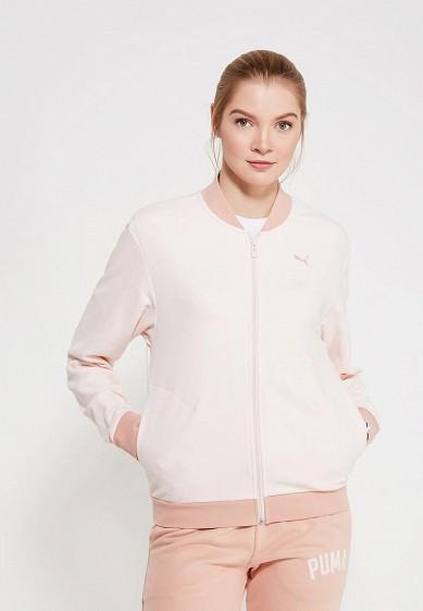 Купить Олимпийка PUMA - цвет: розовый, Бангладеш, PU053EWAMWA0