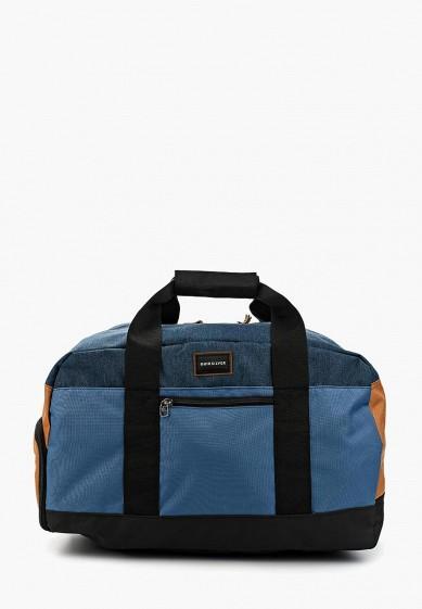 Купить Сумка спортивная Quiksilver - цвет: синий, Мьянма, QU192BMAKCD2
