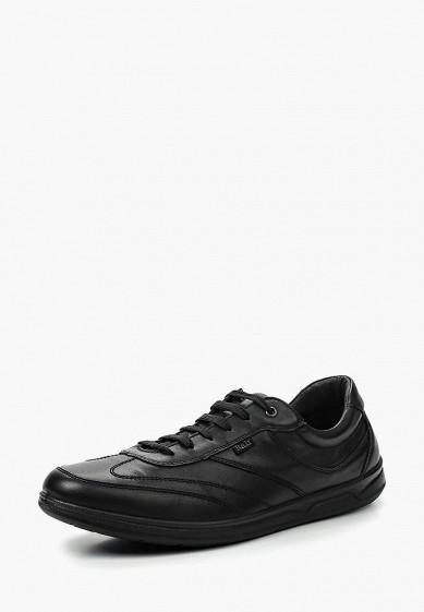 Кроссовки Ralf Ringer - цвет: черный, Россия, RA084AMRRS73  - купить со скидкой