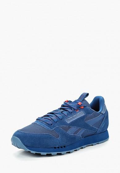 Купить Кроссовки Reebok Classics - цвет: синий, Вьетнам, RE005AMCDKX2