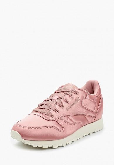 Купить Кроссовки Reebok Classics - цвет: розовый, Китай, RE005AWALJI0