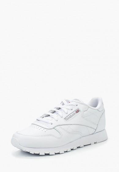 Купить Кроссовки Reebok Classics - цвет: белый, Китай, RE005AWASQ92