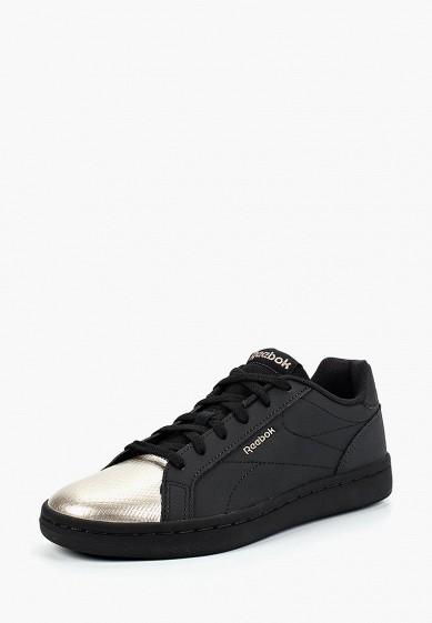 Купить Кеды Reebok Classics - цвет: черный, Вьетнам, RE005AWCDLC7