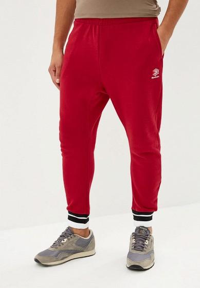 Купить Брюки спортивные Reebok Classics - цвет: бордовый, Пакистан, RE005EMCDKL8