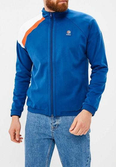 Купить Олимпийка Reebok Classics - цвет: синий, Вьетнам, RE005EMCDKN0