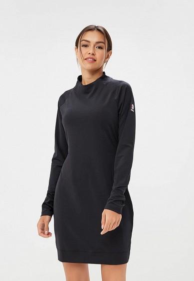 Купить Платье Reebok Classics - цвет: черный, Камбоджа, RE005EWCDKS0