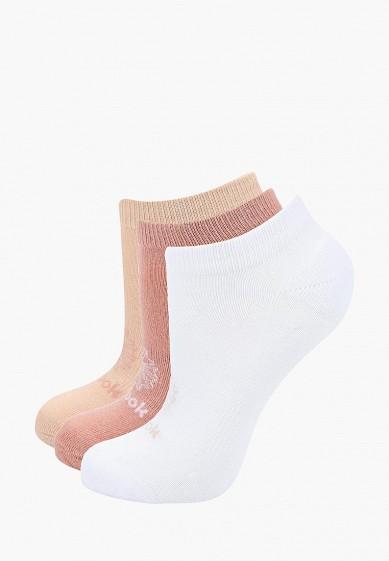 Купить Комплект Reebok Classics - цвет: белый, розовый, Пакистан, RE005FUCDKP6