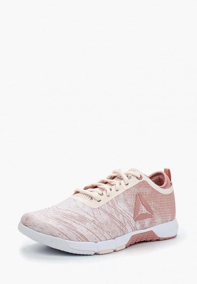 Купить Кроссовки Reebok - цвет: розовый, Китай, RE160AWALNZ3