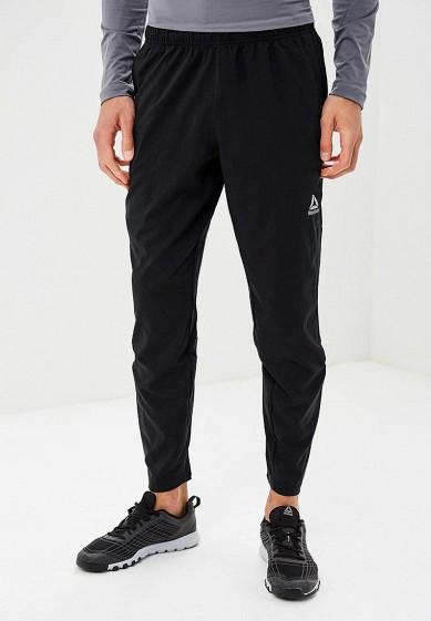 Купить Брюки спортивные Reebok - цвет: черный, Камбоджа, RE160EMCDME0