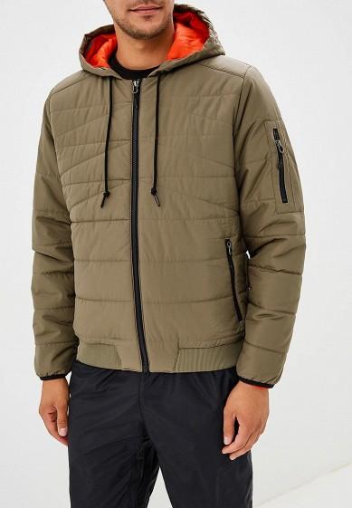 Купить Куртка утепленная Reebok - цвет: хаки, Китай, RE160EMCDMG1