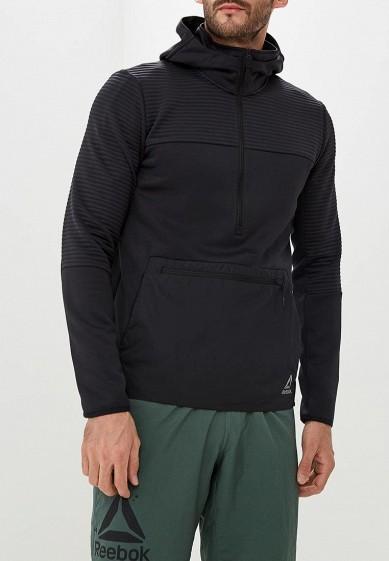 Купить Худи Reebok - цвет: черный, Филиппины, RE160EMCDMO6
