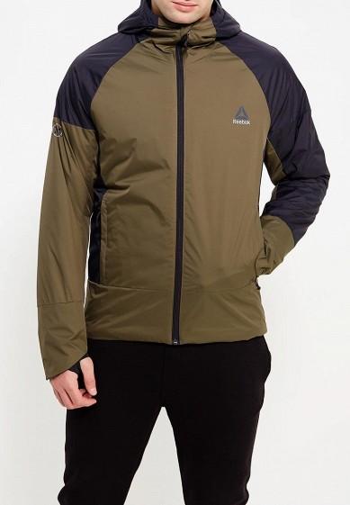 Купить Куртка утепленная Reebok - цвет: хаки, Китай, RE160EMUPN40