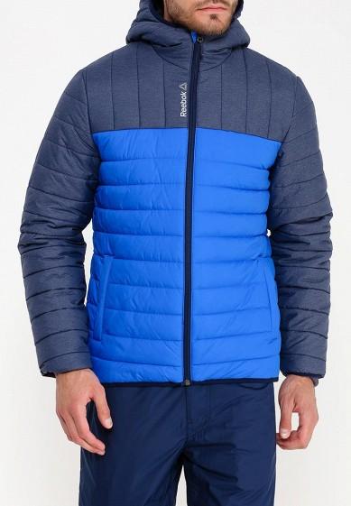 Купить Куртка утепленная Reebok - цвет: синий, Китай, RE160EMUPN51