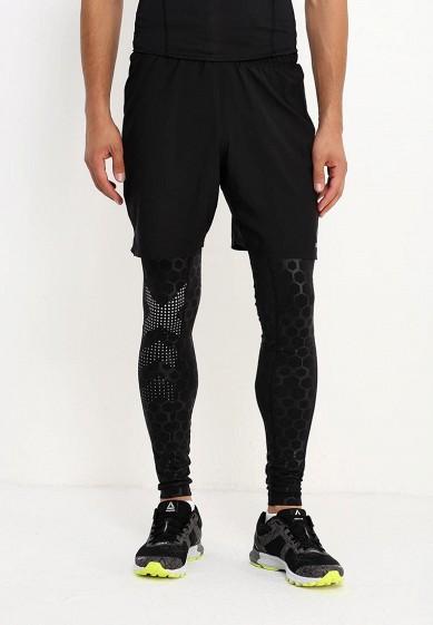 Купить Шорты спортивные Reebok - цвет: черный, Вьетнам, RE160EMUPN56