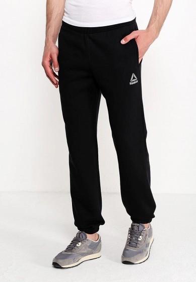 Купить Брюки спортивные Reebok - цвет: черный, Пакистан, RE160EMUPN77