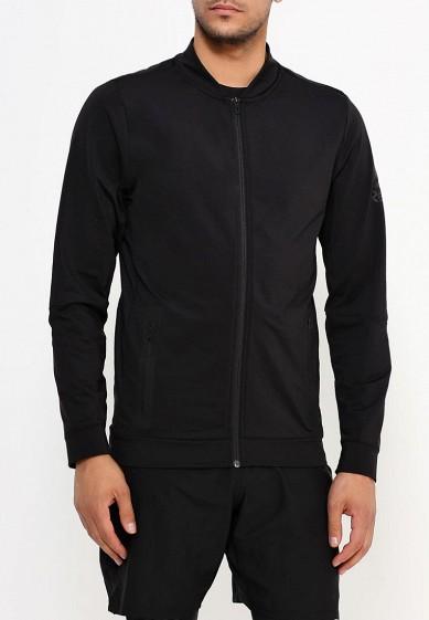 Купить Олимпийка Reebok - цвет: черный, Вьетнам, RE160EMUPO35