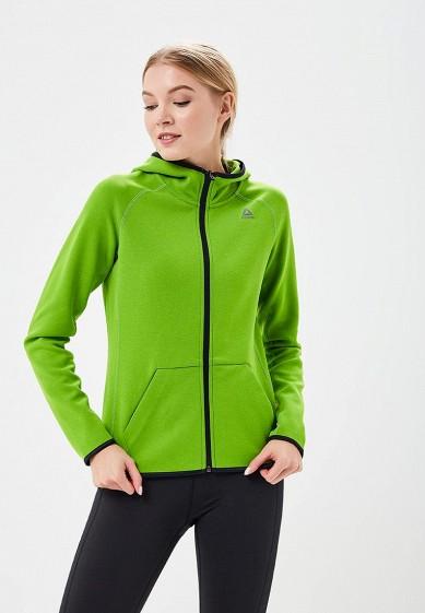 Купить Толстовка Reebok - цвет: зеленый, Китай, RE160EWALMT3