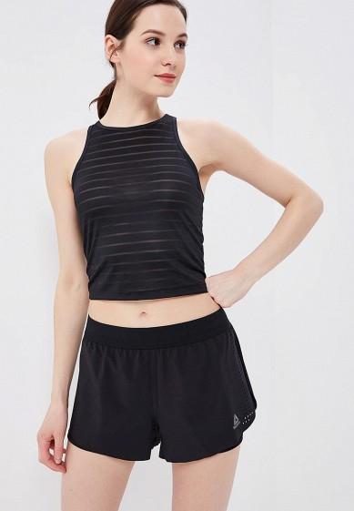 Купить Майка спортивная Reebok - цвет: черный, Таиланд, RE160EWALNA5
