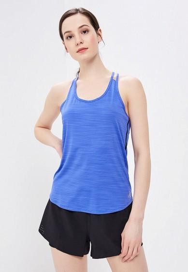 Купить Майка спортивная Reebok - цвет: синий, Вьетнам, RE160EWALNB7