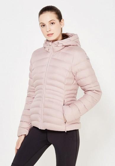 Купить Куртка утепленная Reebok - цвет: розовый, Китай, RE160EWWJV40