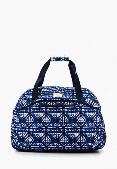 Купить Сумка спортивная Roxy - цвет: синий, Мьянма, RO165BWAKCS0