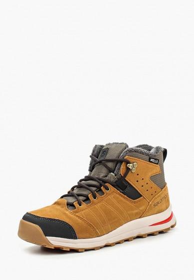 Купить Ботинки Salomon - цвет: коричневый, Индия, SA007AKJLJ28