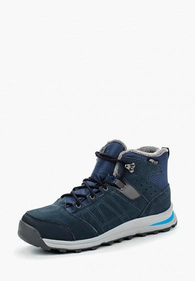 Купить Ботинки Salomon - цвет: синий, Индия, SA007AKJLJ33