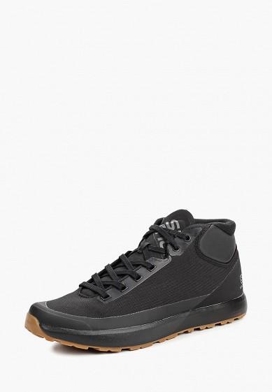 Купить Ботинки Salomon - цвет: черный, Китай, SA007AMBOIK3