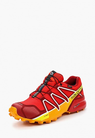 Купить Кроссовки Salomon - цвет: красный, Китай, SA007AMBOIL9