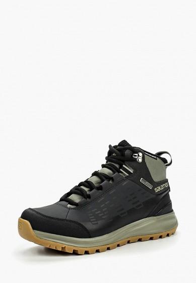 Купить Ботинки Salomon - цвет: черный, Вьетнам, SA007AMJJK86