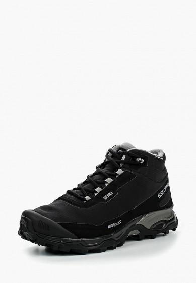 Купить Ботинки Salomon - цвет: черный, Вьетнам, SA007AMJJK88