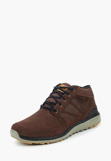 Купить Ботинки Salomon - цвет: коричневый, Вьетнам, SA007AMUHK32