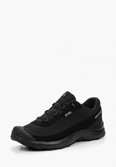 Купить Ботинки трекинговые Salomon - цвет: черный, Вьетнам, SA007AMUHK39